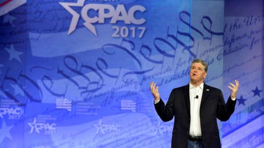 Sean Hannity, le 22 février 2017.
