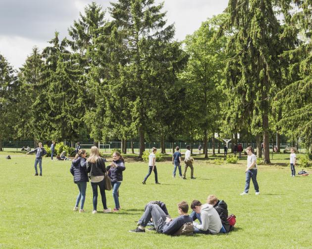 Lycée La Providence à Amiens le 19 et 20 mai 2017.