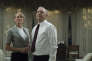 Robin Wright et Kevin Spacey, le couple infernal de« House of Cards».