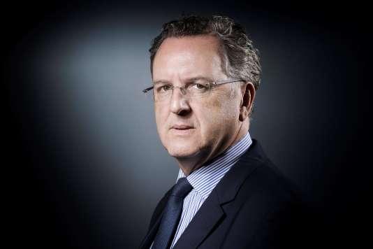 Le député socialiste Richard Ferrand est devenu ministre de la cohésion des territoires après la victoire d'Emmanuel Macron à l'élection présidentielle.