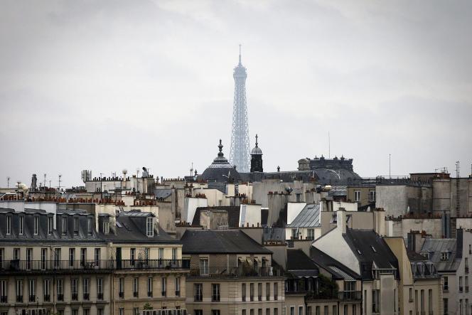 Paris, en avril 2014.