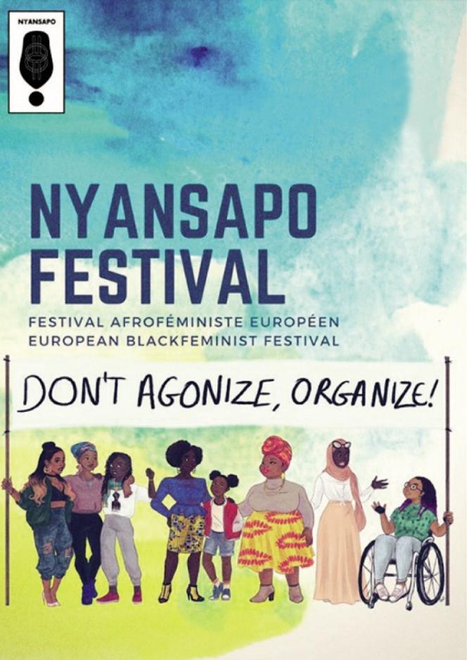 Festival afroféministe Nyansapo.