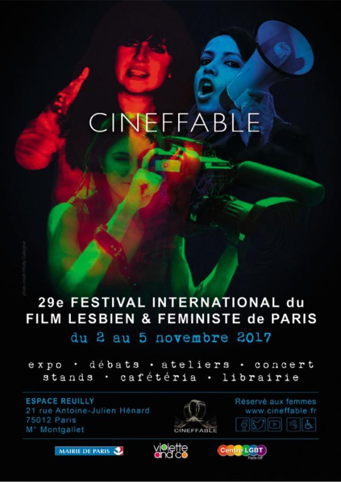 Festival Cineffable du 2 au 5 novembre 2017.