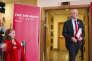 Le chef du Labour, Jeremy Corbyn, en meeting à Watford, le 30mai 2017.