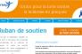 Union pour la lutte contre la sclérose en plaques (Photo: capture d'écran du site de l'Unisep).