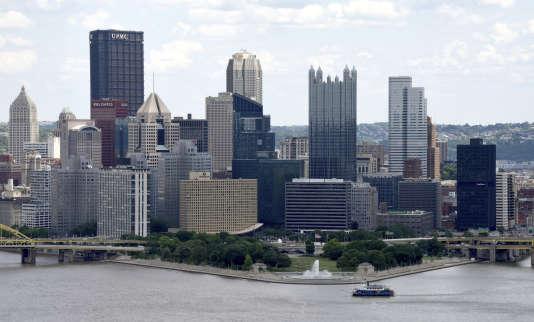 Pittsburgh, le 31 mai.