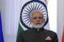 «Nous n'avons pas le droit d'abîmer l'environnement laissé aux générations futures, moralement, ce serait de notre part un crime», affirme Narendra Modi, le premier ministre indien.