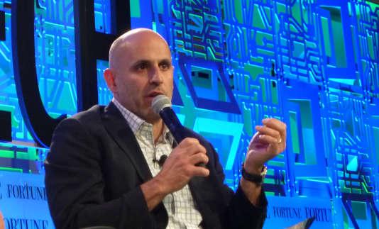 Marc Lore, PDGde la division e-commerce de Walmart.