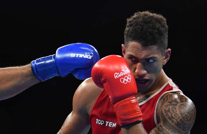 Dopage : le boxeur français Tony Yoka suspendu un an avec sursis