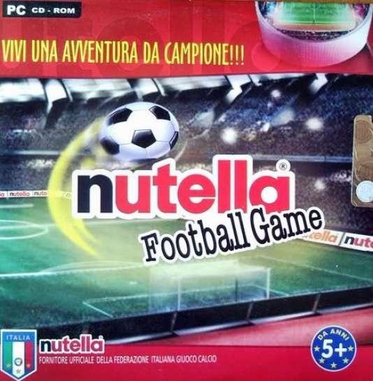 Le seul pot de Nutella qui ne fait pas grossir (sauf si vous mangez le disque du jeu, et encore).