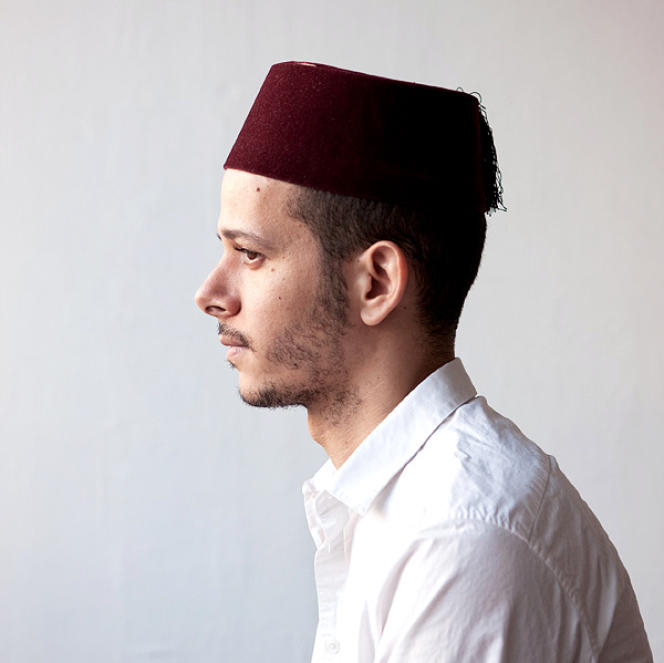 L'auteur marocain Abdellah Taïa.