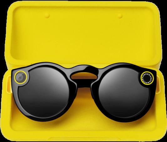 Les lunettes Spectacles de Snapchat.