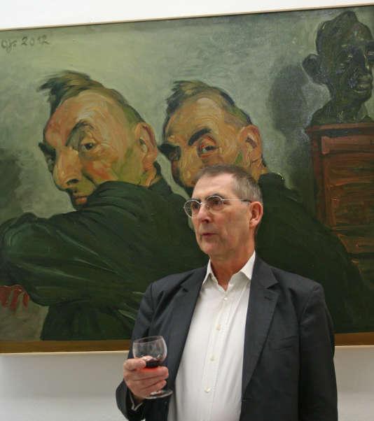Johannes Grützke en novembe 2013