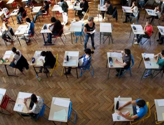 Lycée Pasteur à Strasbourg.