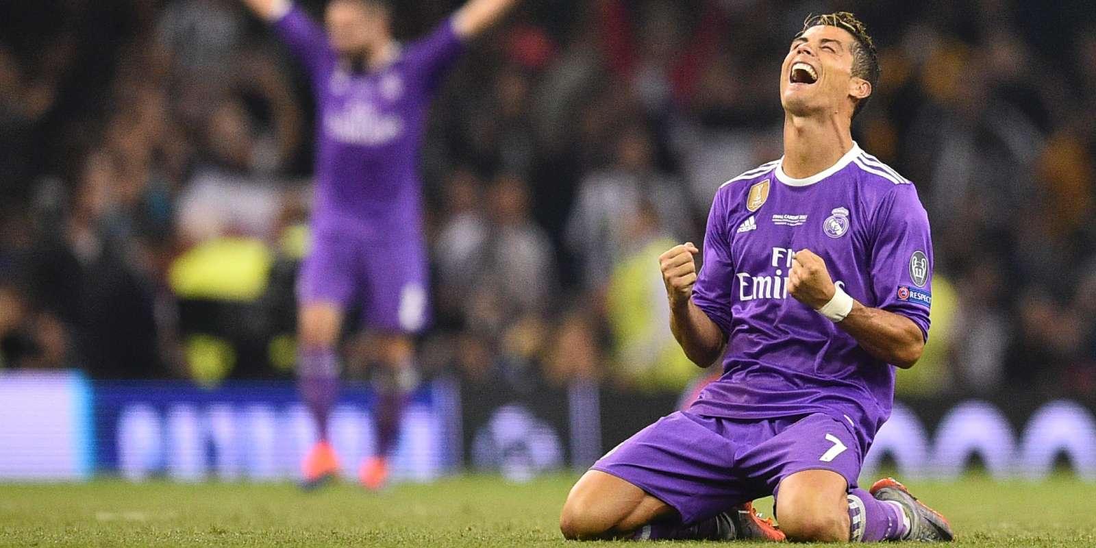 Cristiano Ronaldo a inscrit un doublé, et remporté sa 3e Ligue des champions.