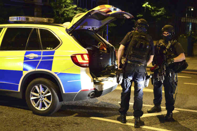 La police de Londres a qualifié les événements de la soirée du 3juin d'«acte terroriste».