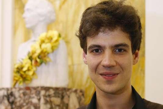 Le violoncelliste français, Victor Julien-Laferrière, lauréat du Concours Reine Elisabeth de Belgique 2017.