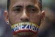 Lors d'une manifestation antigouvernement, à Caracas, le 5 juin 2017.