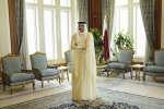 L'emir du Qatar, Tamim Ben Hamad Al-Thani, le 3 août 2015