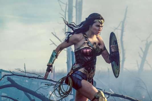 Le personnage de Wonder Woman a vu le jour en 1941. Hollywood en a fait un film pour la première fois 76 ans plus tard.