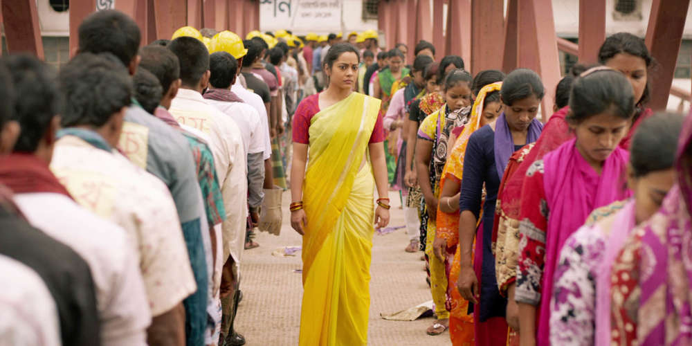 Les journalistes de la rubrique cinéma du « Monde » n'ont pas pu voir avant sa sortie en salles, ce film bengali où une actrice trentenaire et musulmane, doit repenser sa vie, son art et sa place dans une société masculine.
