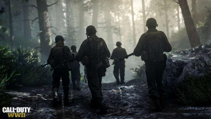 Derrière la mort d'Andy Finch : un pari de 1,50 dollar (1,20 euro) perdu lors d'une partie de «Call of Duty: WWII».