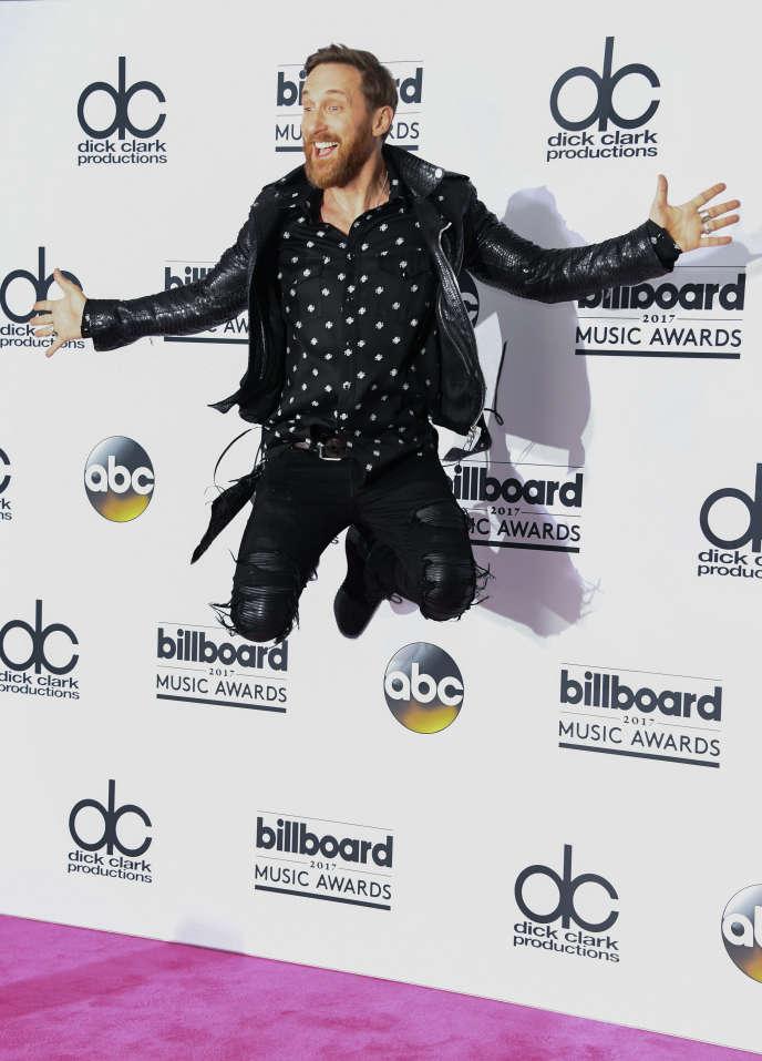 David Guetta, le 21 mai à Las Vegas (Nevada).