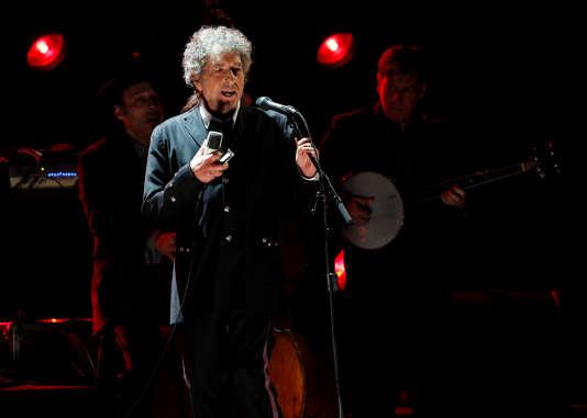 Bob Dylan, le 12 janvier à Los Angeles.