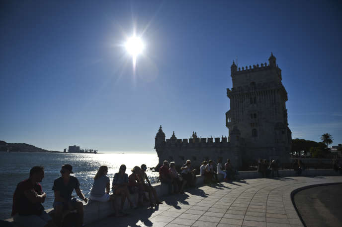 La tour de Belem à Lisbonne en 2016.