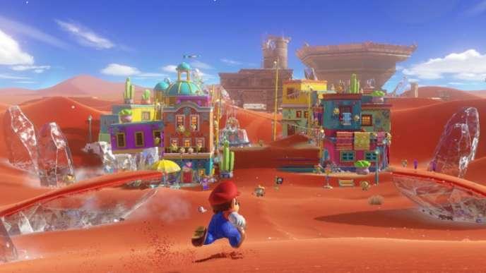 Une Moisson De Notes Presque Parfaites Pour Super Mario