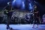 Arcade Fire en concert lors des Nuits de Fourvière, à Lyon, le 5 juin.