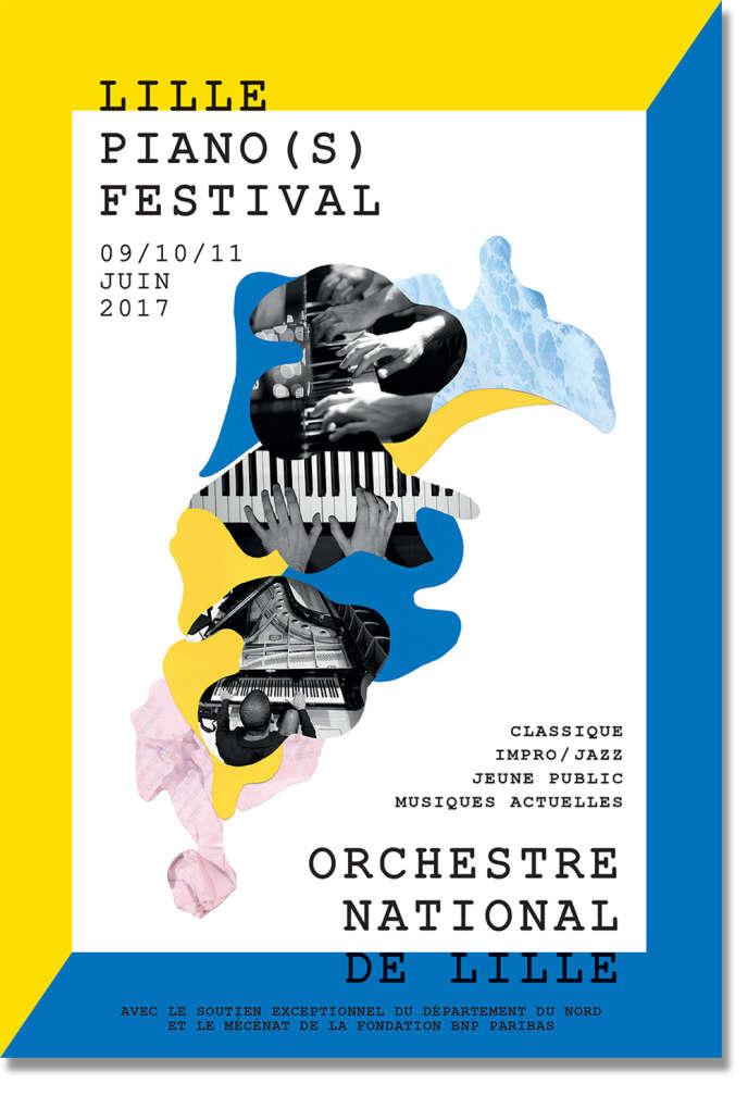 Affiche du festival.