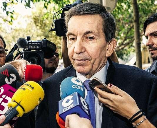 La société familiale de Manuel Moix avait pourprête-nomune Panaméenne de 93ans, déjà «à la tête» de plus de 17 000 compagnies offshore…