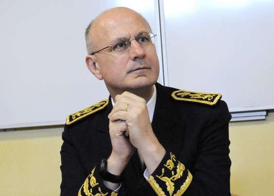 Pierre de Bousquet de Florian, directeur du Centre national du contre-terrorisme.