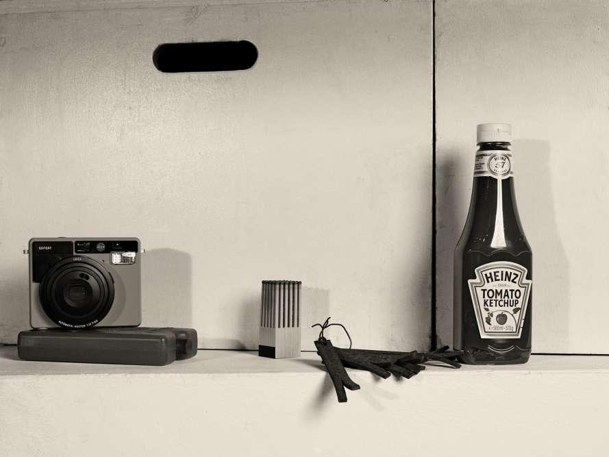 Appareil photo instantané Sofort, Leica.