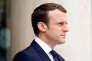 Le président Emmanuel Macron à l'Elysée, le 3 juin.