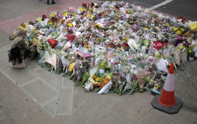 L'attaque survenue samedi soir dans la capitale britannique a fait huit morts et 48 blessés.