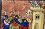 La croisade des pastoureaux, manuscrit du XIVe siècle.