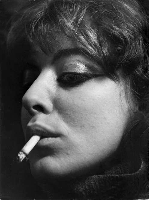Vali Myers,Paris, 1953.