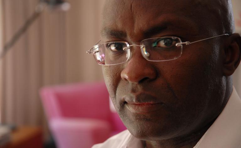 Achille Mbembe, philosophe et professeur d'origine camerounaise.