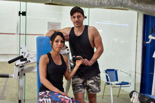 Kevin Magneron et Marion Lemière vivent à deux pas de la zone.