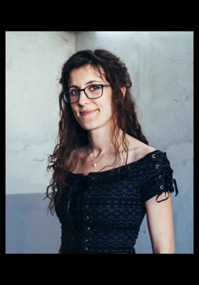 Marie-Charlotte Morin, lauréate de « Ma thèse en 180 secondes » en 2014, s'est aussi lancée dans la vulgarisation scientifique par le théâtre.