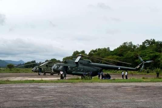 Depuis mercredi, les recherches se poursuivent après la disparition d'un avion militairequi transportait majoritairement des membres de familles de soldats.