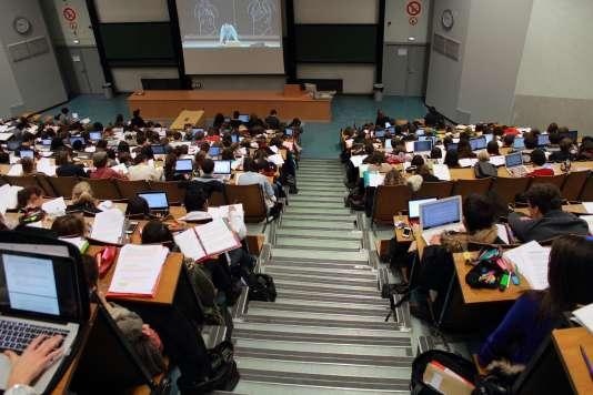 Université de Strasbourg - Amphi médecine