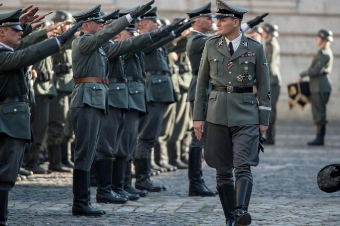 Jason Clarke dans le rôle du général SSReinhard Heydrich.