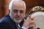 Javad Zarif, le ministre iranien des affaires étrangères, à Bichkek, le 19 avril.
