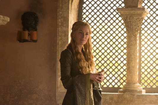 Cersei Lannister (Lena Headey) dans l'épisode 3 de la saison 5 de «Game of Thrones».