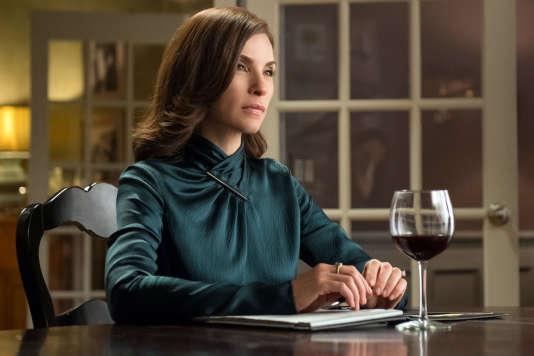 Alicia Florrick (Julianna Margulies), dans l'épisode 4 de la saison 6 de «The Good Wife».
