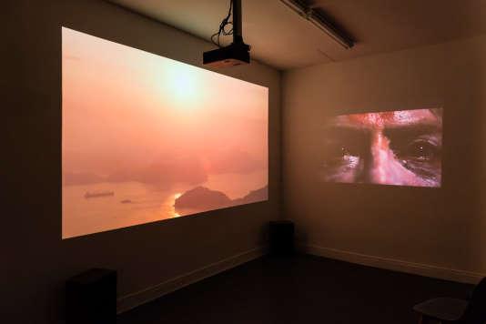 « L'extase doit être oubliée », une exposition d'Evangelia Kranioti à la galerie Vincent Sator à Paris.