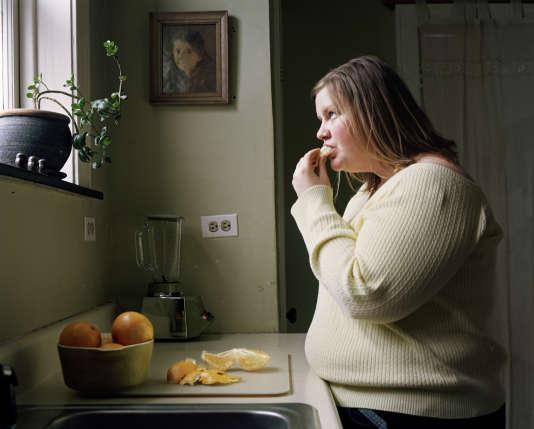 Extrait de la série d'autoportraits « Eleven Years », travail mené durant onze années par la photographe Jen Davis.